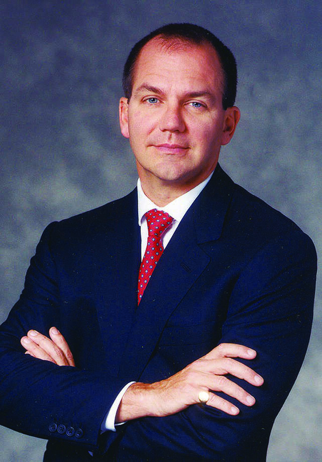 Greenwich hedge fund manager Paul Tudor Jones, founder of Tudor Investment Corp. and an alumnus of the University of Virginia. Photo: Contributed Photo, Greenwich Time / Greenwich Time Contributed