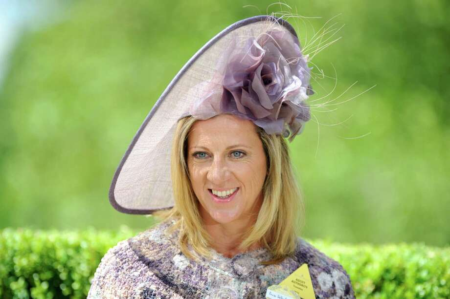 ASCOT, ENGLAND - JUNE 19:  Sally Gunnell attends day one of Royal Ascot at Ascot Racecourse on June 19, 2012 in Ascot, England. Photo: Ben Pruchnie, Getty Images / 2012 Getty Images