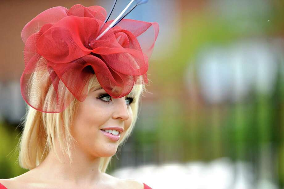 ASCOT, ENGLAND - JUNE 19: Lydia Bright attends day one of Royal Ascot at Ascot Racecourse on June 19, 2012 in Ascot, England. Photo: Ben Pruchnie, Getty Images / 2012 Getty Images