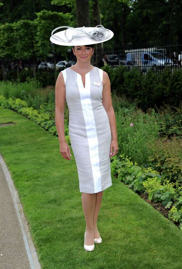 ASCOT, UNITED KINGDOM - JUNE 19: Suzi Perry attends day one of Royal Ascot at Ascot Racecourse on June 19, 2012 in Ascot, England. Photo: Eamonn McCormack, Getty Images / 2012 Getty Images