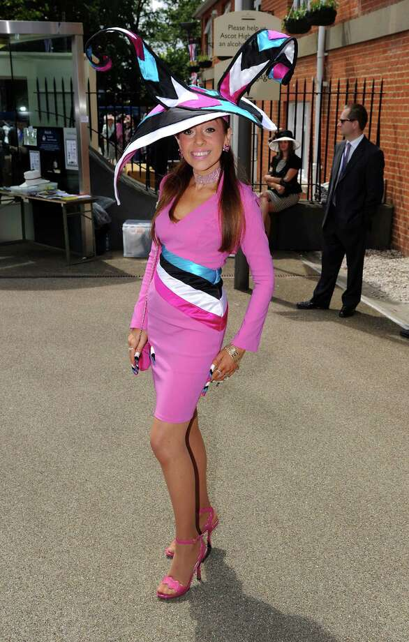 ASCOT, UNITED KINGDOM - JUNE 19: Tracey Rose attends day one of Royal Ascot at Ascot Racecourse on June 19, 2012 in Ascot, England. Photo: Eamonn McCormack, Getty Images / 2012 Getty Images