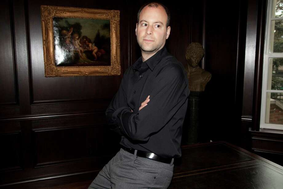 Noel Biderman is the creator of AshleyMadison.com, a web site where men and women can connect to have affairs. Photo: Paul Buceta