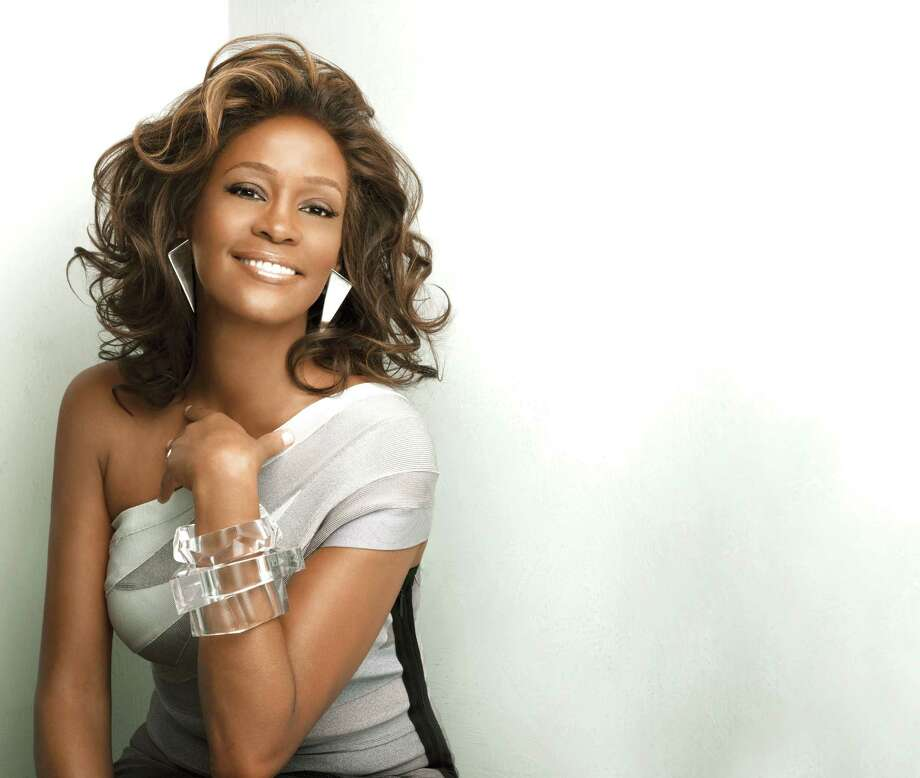 No. 1 in United States: Whitney Houston Photo: Patrick Demarchelier Photo