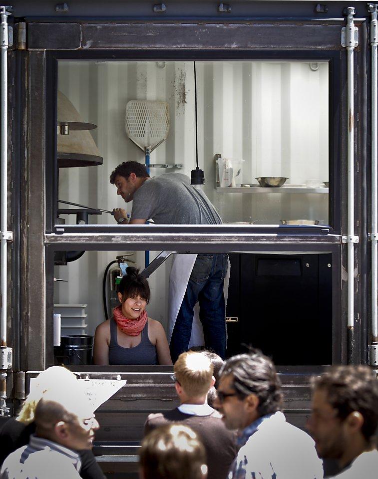 Del Popolo pizza truck - SFGate