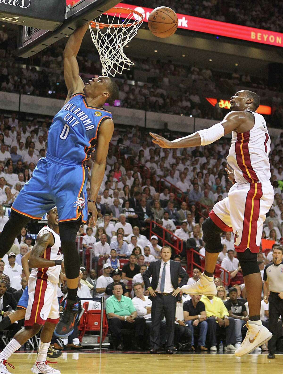 1. Miami Heat Odds: -150 On the court, pairing Westbrook with the newly acquired Jimmy Butler would seem to make sense. Whether their intense personalities can co-exist is another story.
