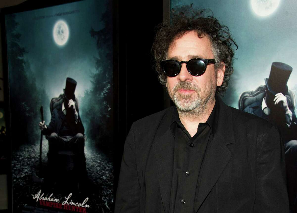 Tim Burton attends the