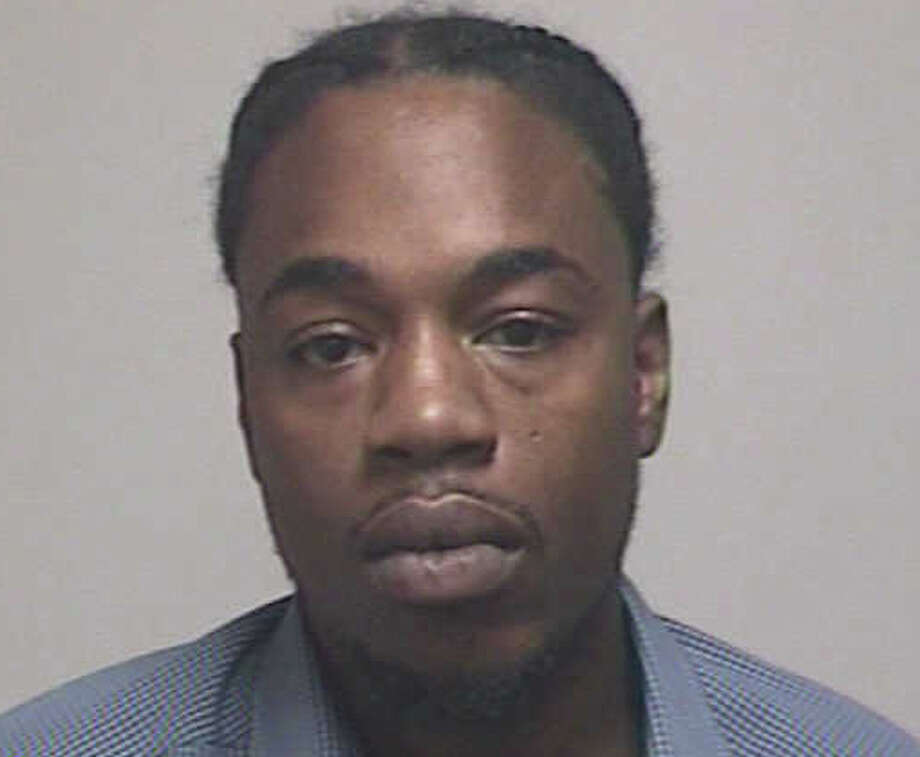 Arterio Ahmid Johnson of Biro Street has been charged with three counts each of risk of injury to a minor and second-degree sexual assault, and one count of breach of peace in connection with incidents involving a 15-year-old girl. Photo: Fairfield Police Department / Fairfield Citizen contributed