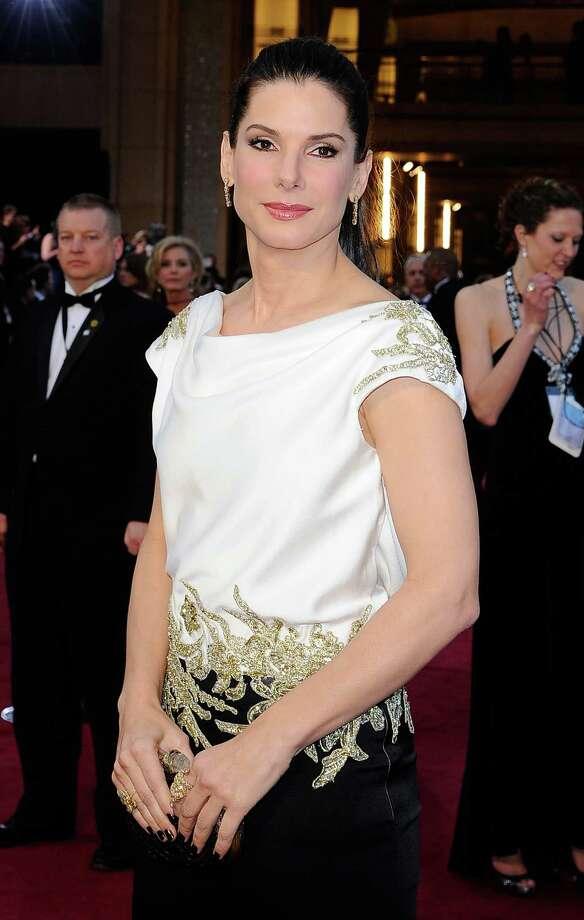 3. Sandra Bullock, $25 million. Photo: Kevork Djansezian, Getty Images / 2012 Getty Images
