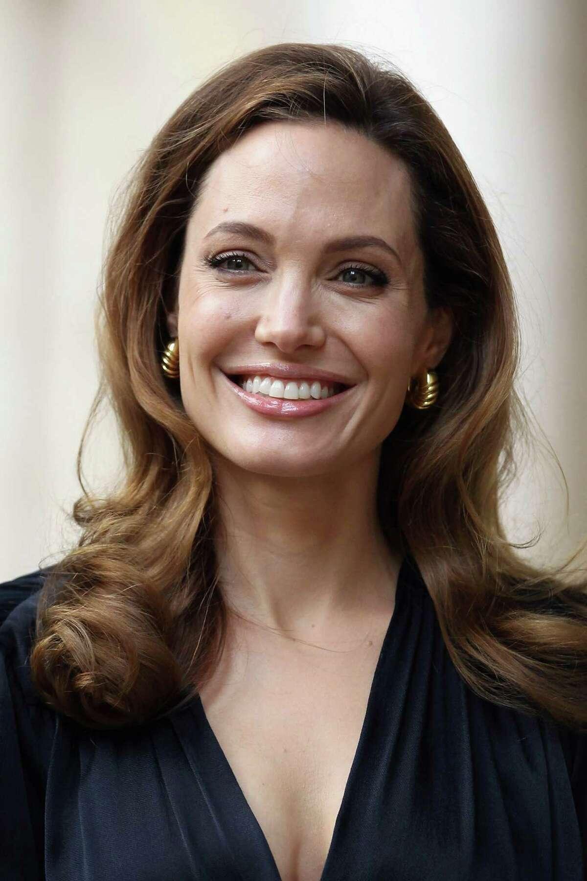 4. Angelina Jolie, $20 million.