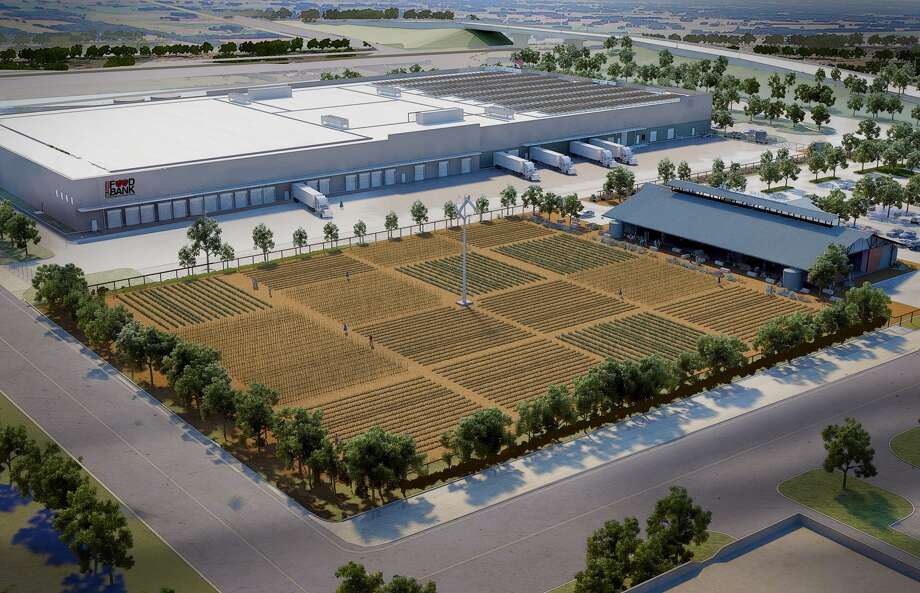 San Antonio Food Bank expansion Photo: Courtesy
