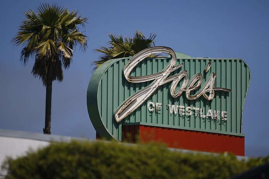 Another local classic, Daly City stalwart Joe's of Westlake, is slated to close in January; the owners of Original Joe's in San Francisco are moving in. Photo: Yue Wu, The Chronicle
