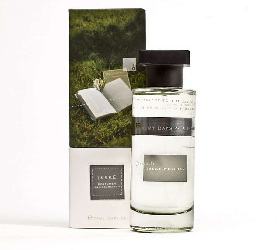 Ineke perfume Photo: Russell Yip, The Chronicle