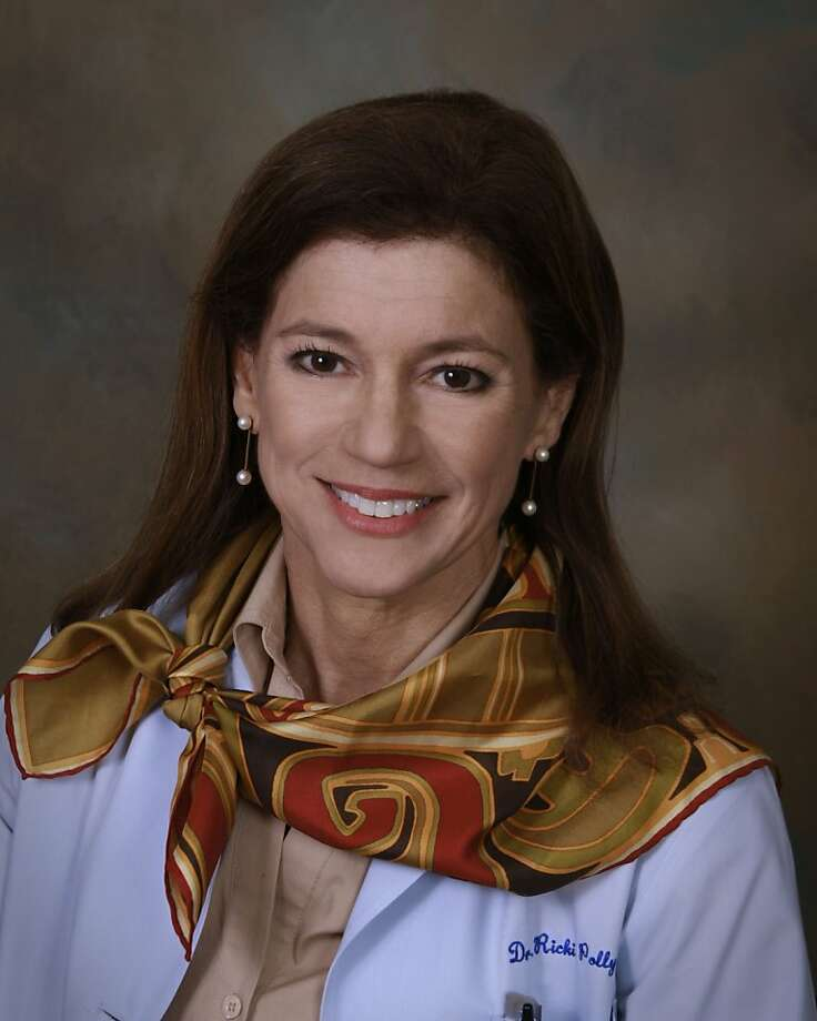 Dr. Ricki Pollycove is an OB/GYN and women's wellness expert. Photo: Courtesy Of Dr. Ricki Pollycove, See Above