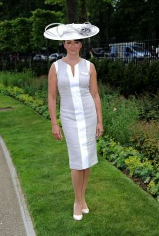 ASCOT, UNITED KINGDOM - JUNE 19: Suzi Perry attends day one of Royal Ascot at Ascot Racecourse on June 19, 2012 in Ascot, England. (Eamonn McCormack / Getty)