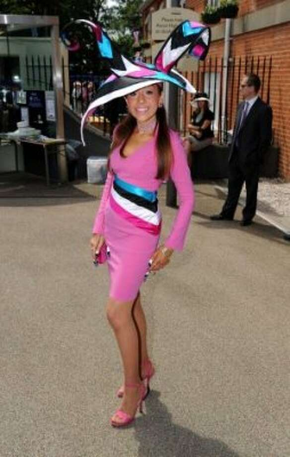 ASCOT, UNITED KINGDOM - JUNE 19: Tracey Rose attends day one of Royal Ascot at Ascot Racecourse on June 19, 2012 in Ascot, England. (Eamonn McCormack / Getty)