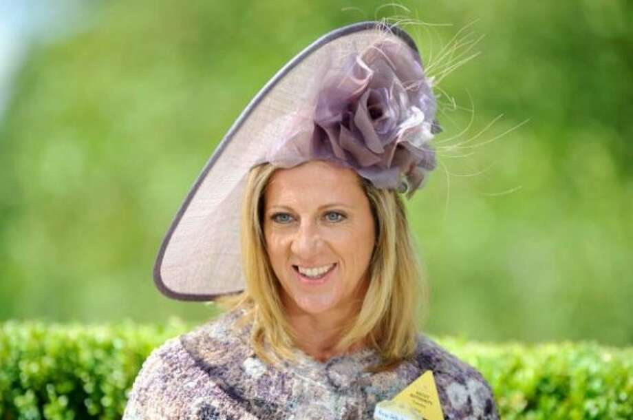 ASCOT, ENGLAND - JUNE 19: Sally Gunnell attends day one of Royal Ascot at Ascot Racecourse on June 19, 2012 in Ascot, England. (Ben Pruchnie / Getty)