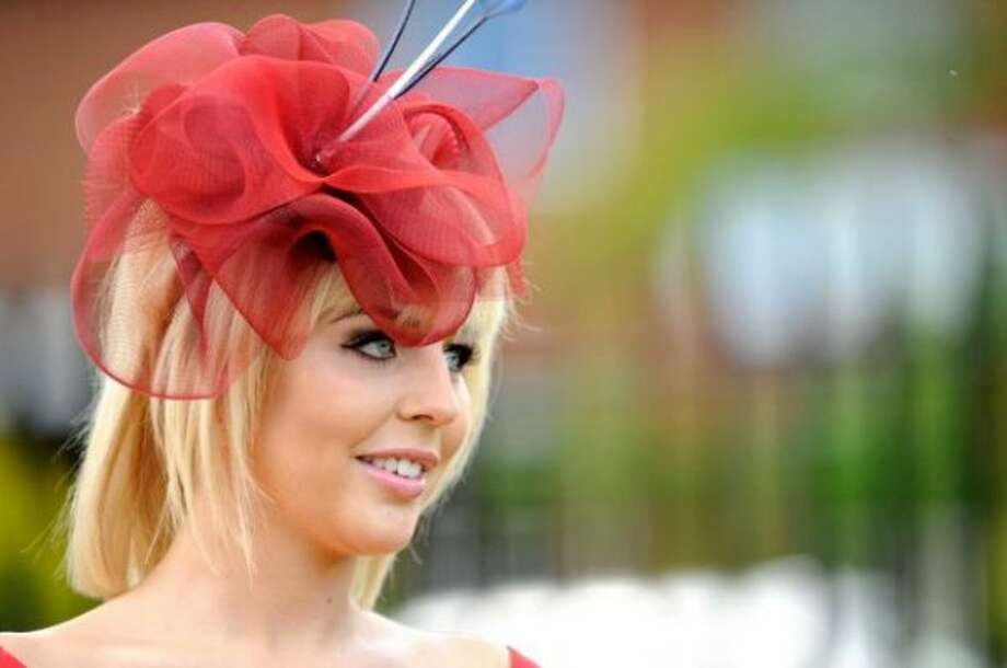 ASCOT, ENGLAND - JUNE 19: Lydia Bright attends day one of Royal Ascot at Ascot Racecourse on June 19, 2012 in Ascot, England. (Ben Pruchnie / Getty)