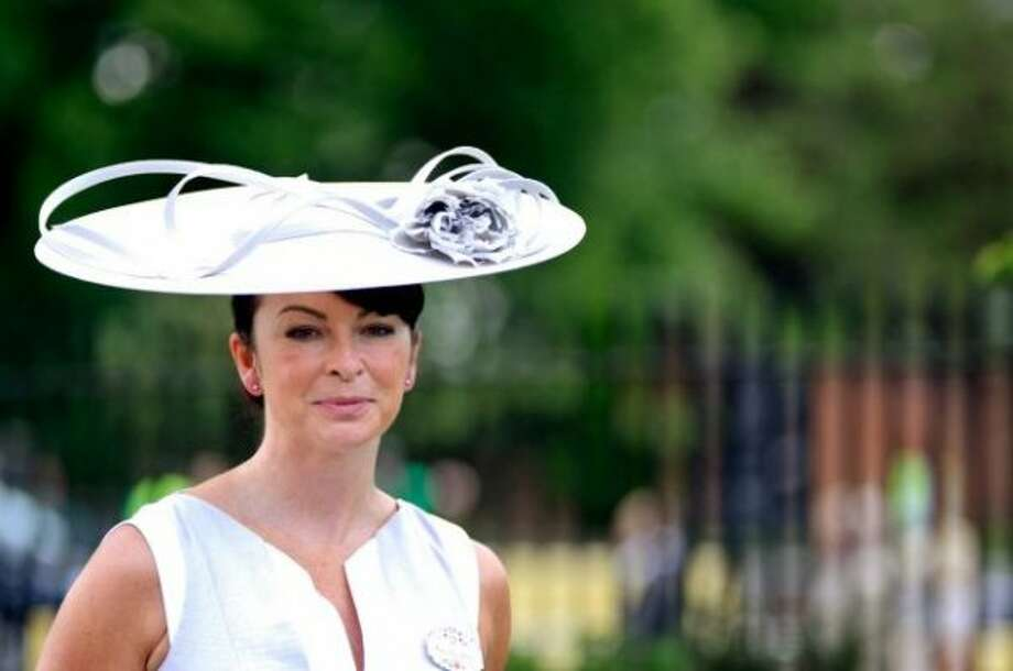 ASCOT, ENGLAND - JUNE 19: Suzi Perry attends day one of Royal Ascot at Ascot Racecourse on June 19, 2012 in Ascot, England. (Ben Pruchnie / Getty)