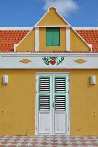 Historical Museum in Aruba. Photo: Melissa Ward Aguilar