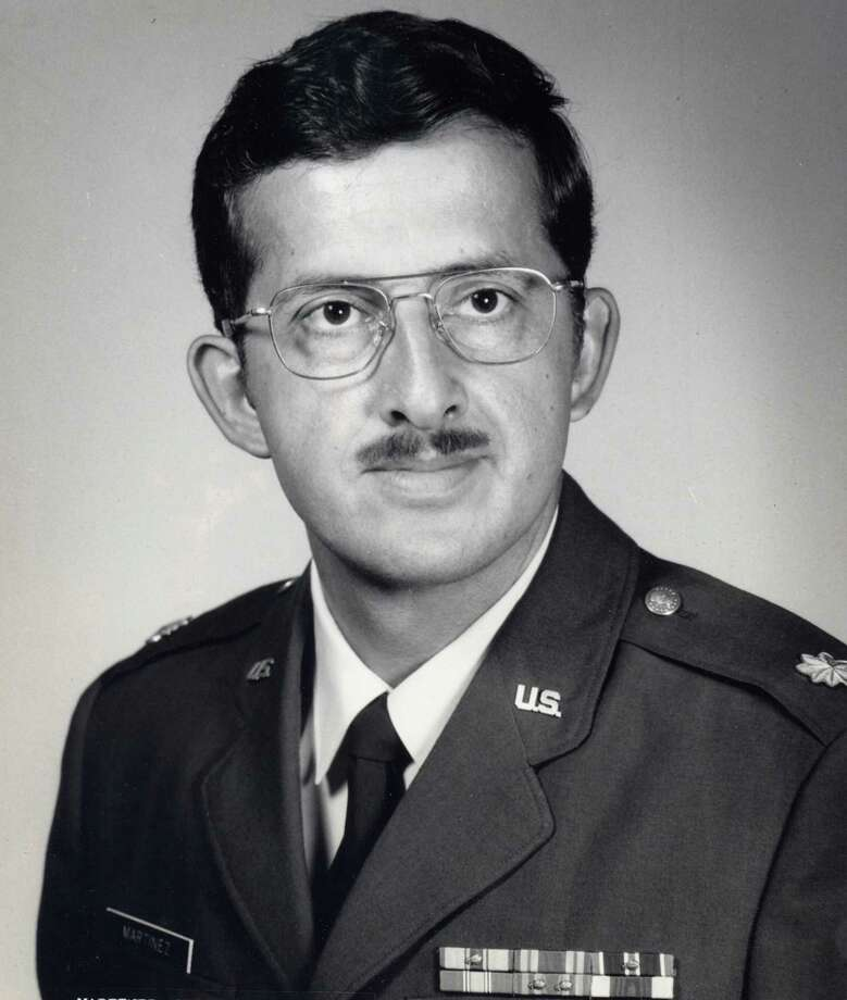 Melvin Martinez earned a master's degree while working as a missile operations deputy. Photo: Courtesy Photo