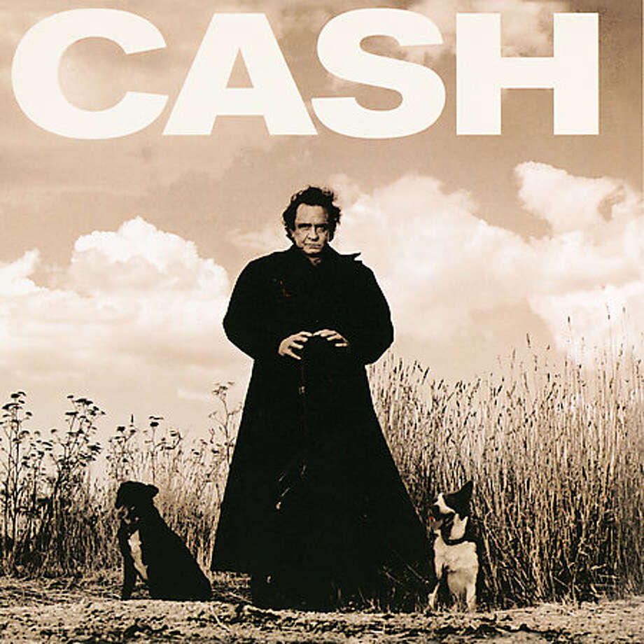 American Recordings,  Johnny Cash (1994) Photo: Legacy