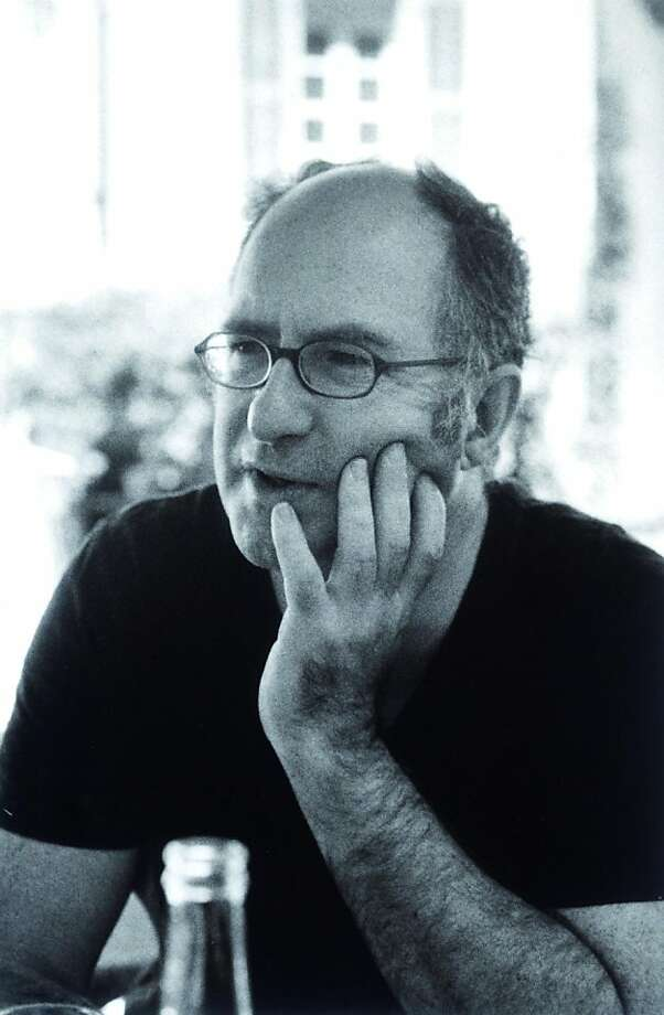 John  Lanchester Photo: Coll McDonnell