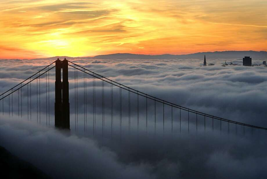 Click through this slideshow to see the 20 things you'll miss when you move away from the Bay Area.  Photo: Frederic Larson, The Chronicle