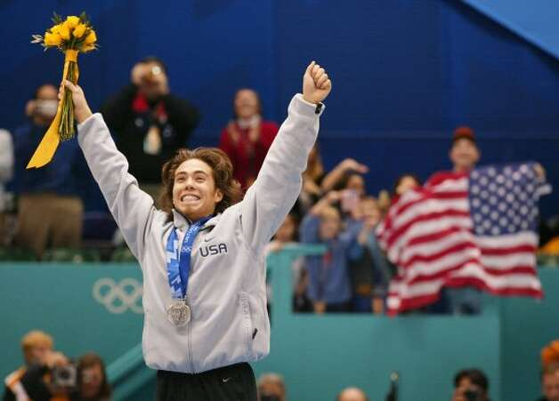 Apolo Ohno, Decatur, 2000: Many people think the eight-time Olympic medalist graduated from a Seattle high school. But he actually lived in Federal Way and was a Decatur Gator.