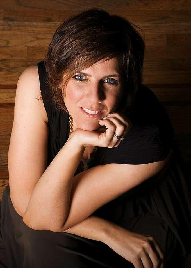 Jazz singer Kate McGarry Photo: Lourdes Delgado