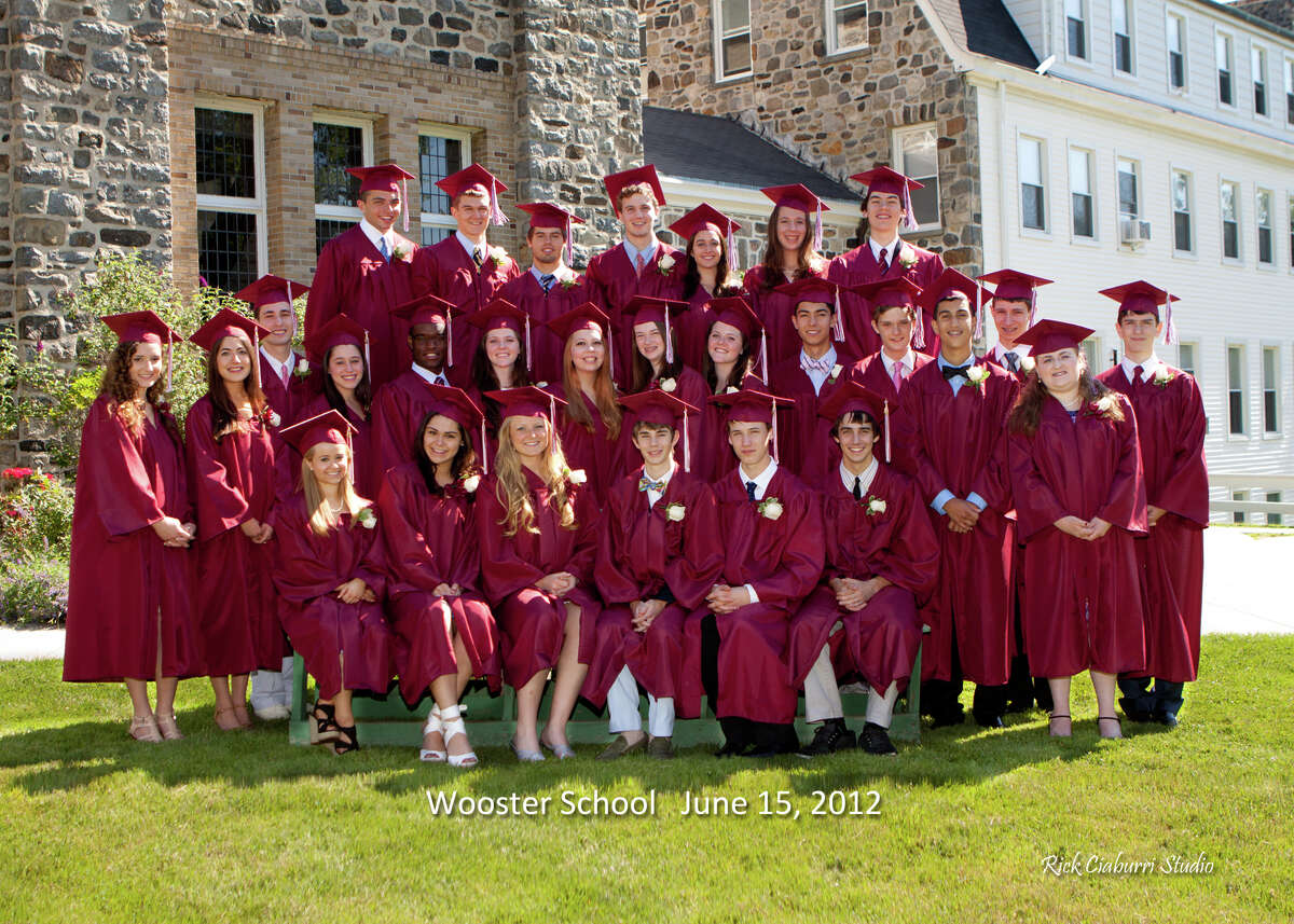 The Wooster School Class of 2012 graduated on June 15 at the school in Danbury.