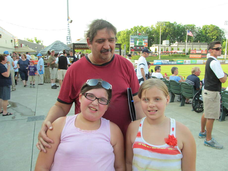 Were you Seen at the Tri-City ValleyCats home opener on Wednesday, June 20, 2012 at the Joseph L. Bruno Stadium in Troy? Photo: Kristi Gustafson Barlette/Times Union
