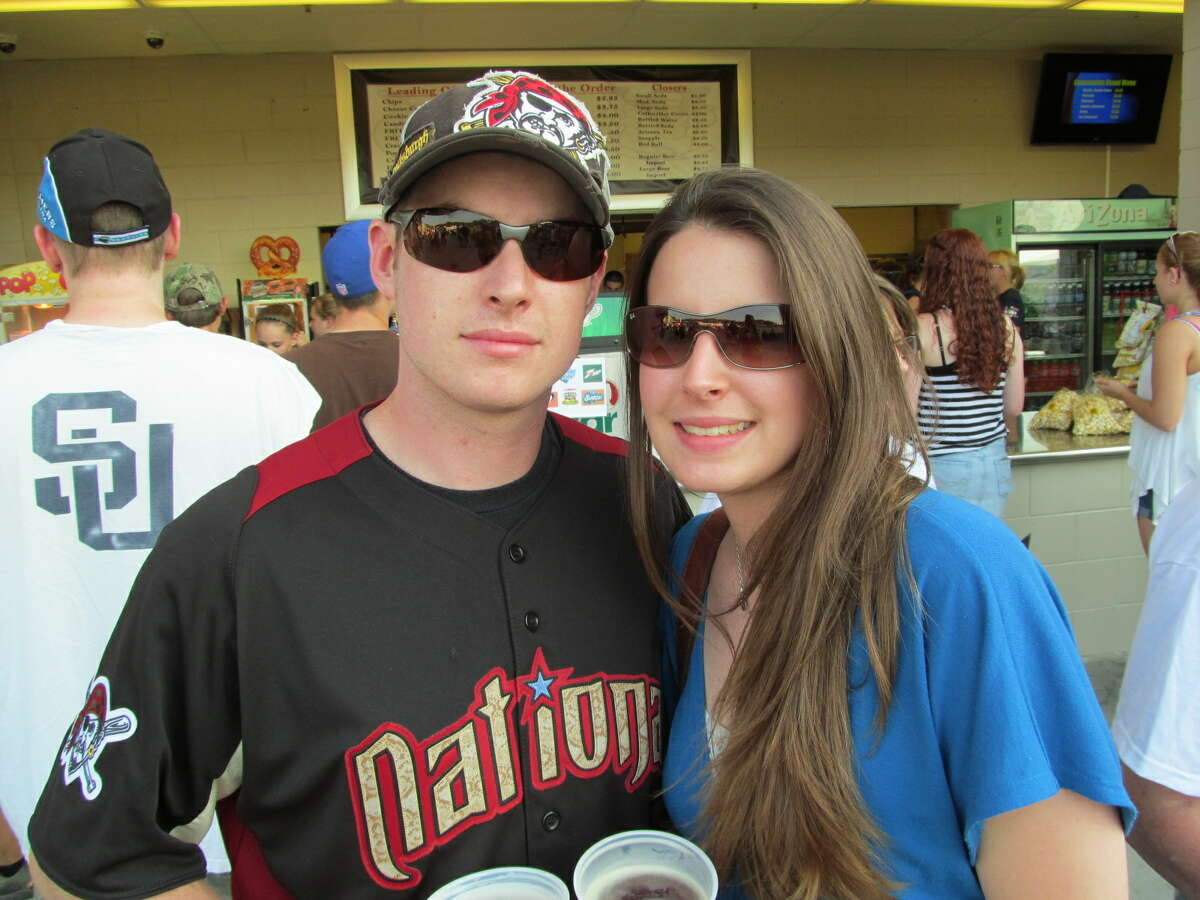 Were you Seen at the Tri-City ValleyCats home opener on Wednesday, June 20, 2012 at the Joseph L. Bruno Stadium in Troy?
