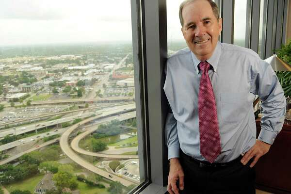 EOG Resources CEO Mark Papa at the company's headquarters downtown Thursday May 31,2012. (Dave Rossman/For the Chronicle)