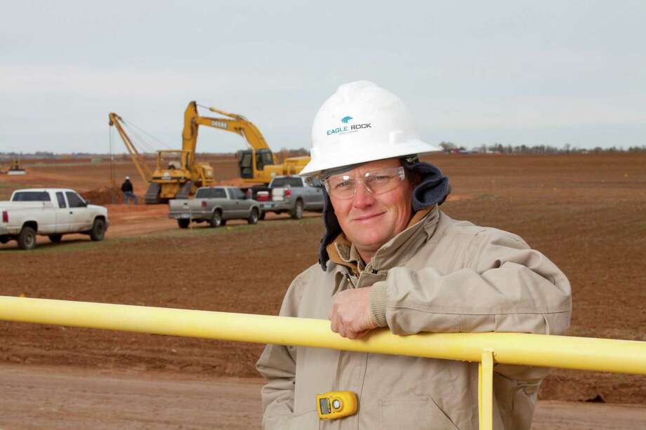 Keith Bell is a field operator for Eagle Rock Energy Partners in the Texas Panhandle. Eagle Rock Energy Partners is being recognized in the Chronicle 100 special section. Photo: Ken Childress Photography