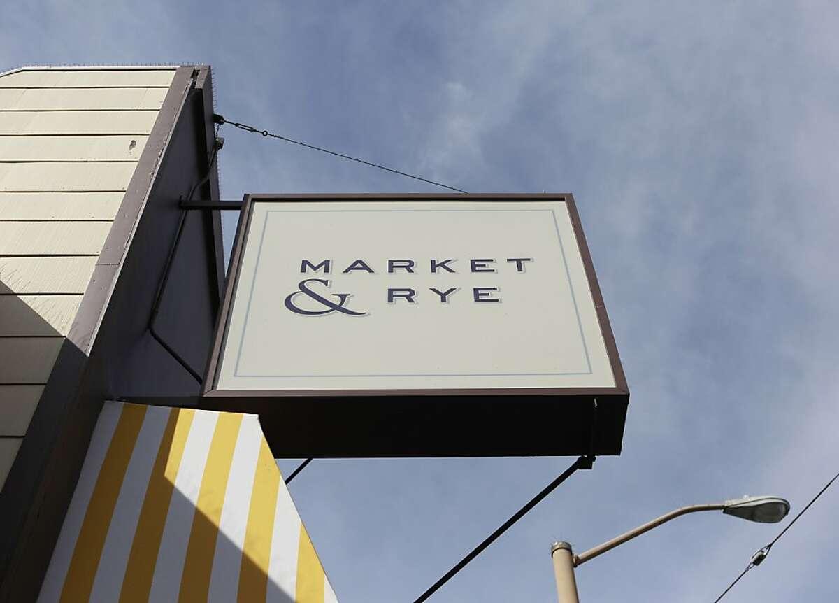 Market & Rye on Saturday, June 16th, 2012 in San Francisco, Calif.