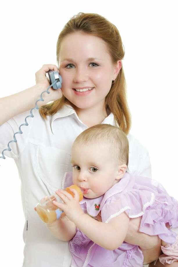 A place working moms can share. (Fotolia.com) / Sergey Khamidulin - Fotolia