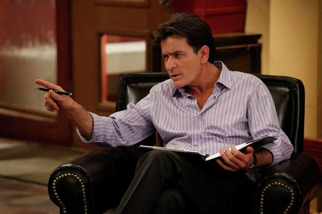 "Charlie Sheen stars in ""Anger Management"" on FX / Copyright: Greg Gayne"