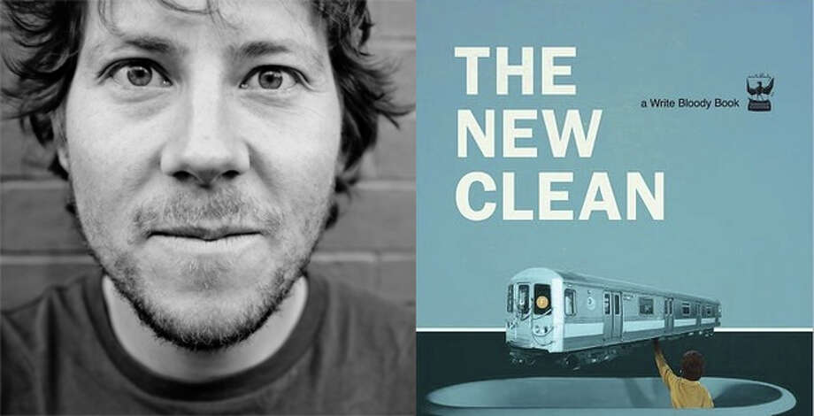 Brooklyn-based author Jon Sands comes to The Arts Center of the Capital Region. (Lauren Hittinger)