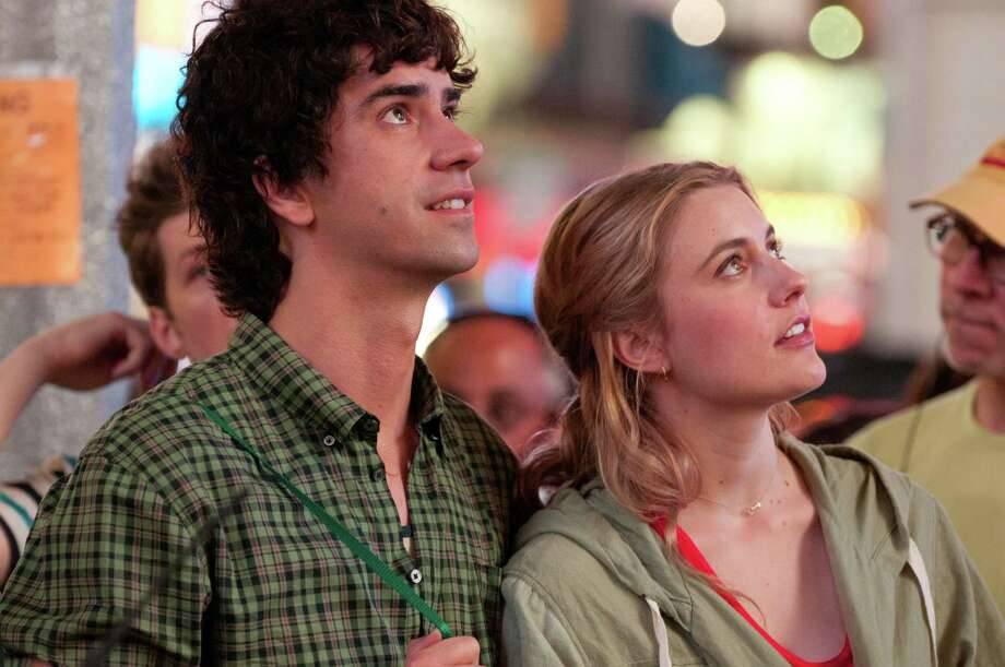 "Hamish Linklater as ""Henry"" and Greta Gerwig as ""Lola""on the set of LOLA VERSUS. Photo By Myles Aronowitz/Fox Searchlight Photo: Myles Aronowitz / ©2011 Myles Aronowitz"