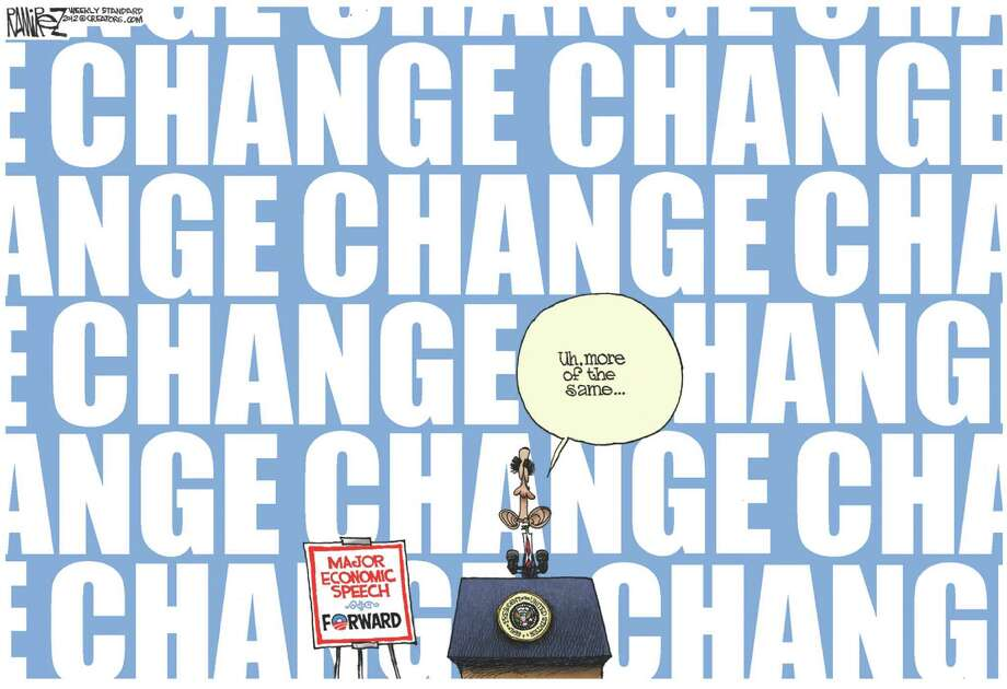 Loose change Photo: Michael Ramirez / (C) 2012 Creators