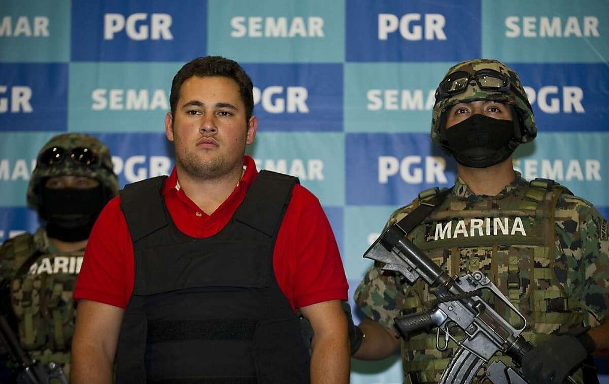 The son of Joaquin Guzman Loera, aka