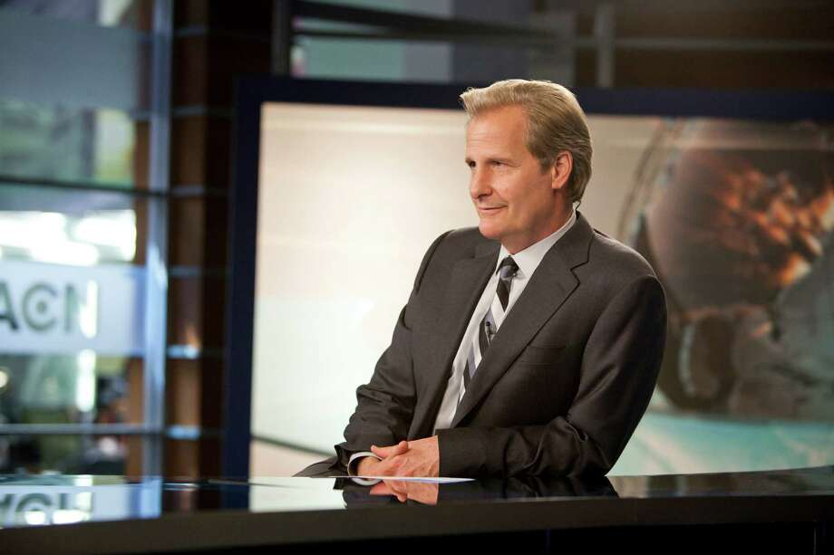 THE NEWSROOM episode 3: Jeff Daniels. photo: Melissa Moseley Photo: Melissa Moseley / HBO