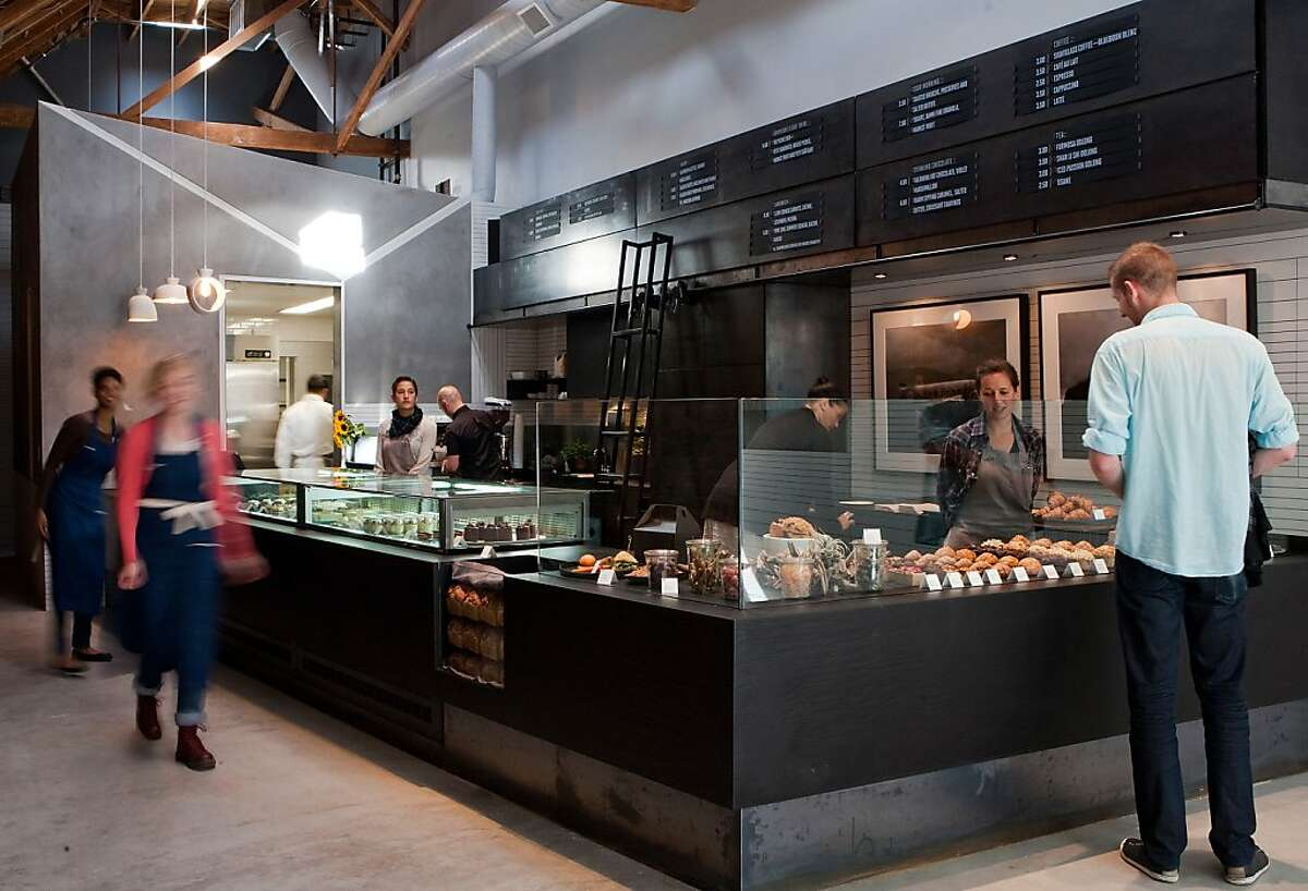 Craftsman and Wolves, William Werner's pastry shop in the Mission, opened in June 2012.