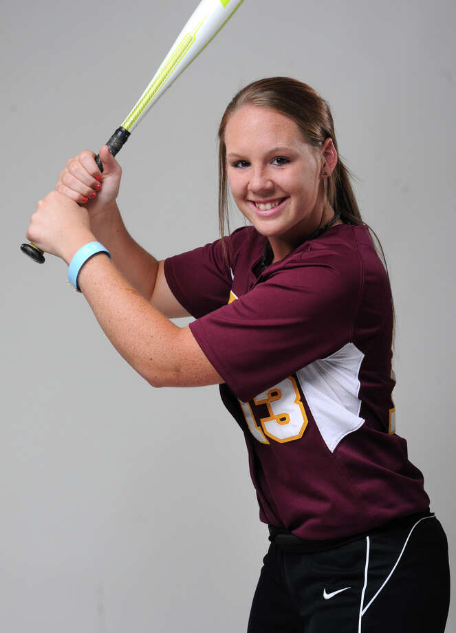 Colonie softball MVP Kelly Lane on June 19, 2012 in Colonie, N.Y. (Lori Van Buren / Times Union) Photo: Lori Van Buren