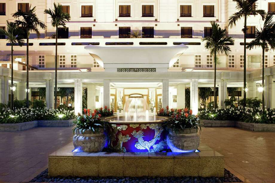 Starwood Hotels & Resorts Worldwide in Stamford has been a trailblazer in establishing hotels in Vietnam. It has three Sheratons in Vietnam, including this Sheraton in Hanoi. It plans to open a Le Meridian this year in Ho Chi Minh City. Photo: Contributed Photo