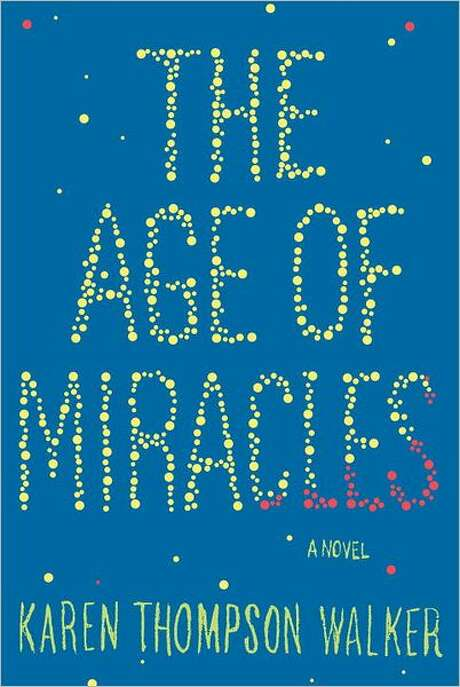 """The Age of Miracles,"" by Karen Thompson Walker Photo: Xx"