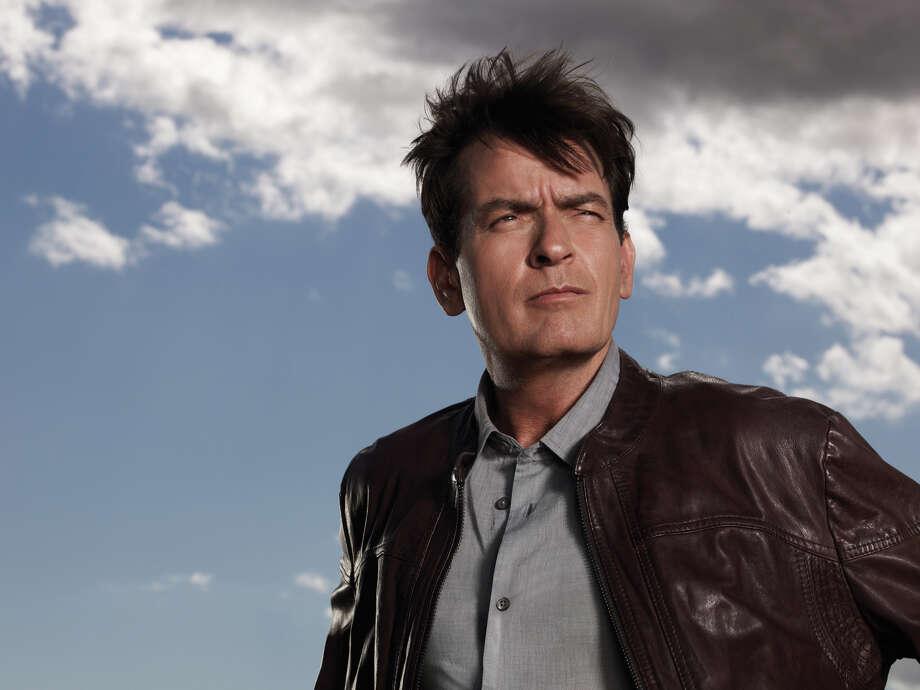 Charlie Sheen. ANGER MANAGEMENT premieres June 28 on FX. Photo: Frank Ockenfels