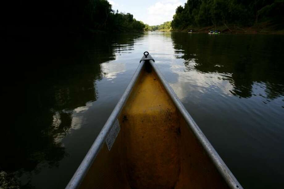 Canoe or kayak Brazos River, Buffalo Bayou and the Ship Channel all the way from the reservoir to the Gulf of Mexico. (Johnny Hanson / Houston Chronicle)