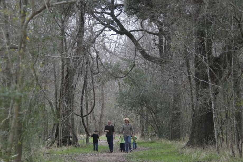 Camp in every State or National Park within 100 miles of Houston. (Mayra Beltran / Houston Chronicle)