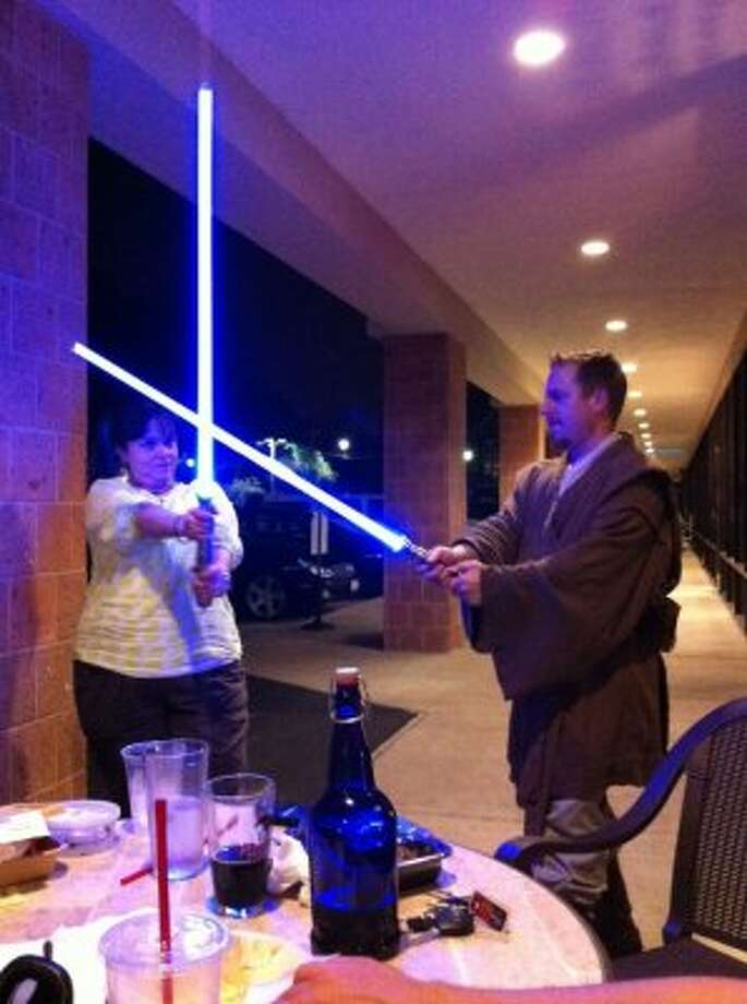 Attend a Geek Gathering. Unleash your inner geek.  (Dwight Silverman )